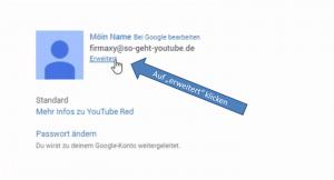yout-tube-einstellungen-erweitert-klicken Der Name wurde erst vor Kurzem geändert